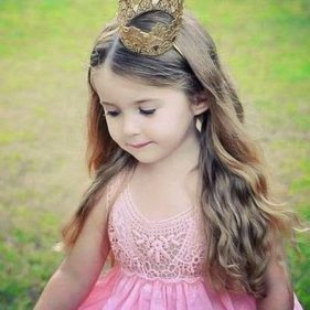 cute princess whatsapp dp