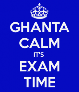 Exam Time WhatsApp DP
